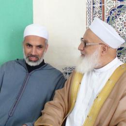 Sidna Shaykh Rajab et Sidna Shaykh Abdul'Aziz RA
